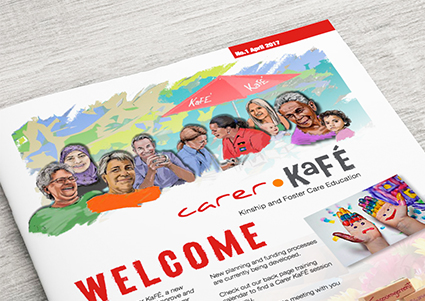 Carer KaFÉ Newsletter